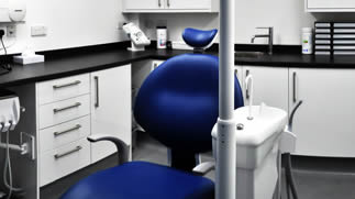 Lanarkshire Dental Clinic refurbishment